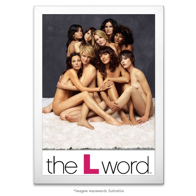 Poster The L Word - comprar online