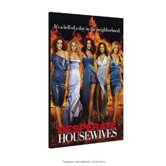 Poster Desperate Housewives na internet