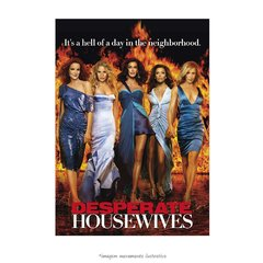 Poster Desperate Housewives - QueroPosters.com