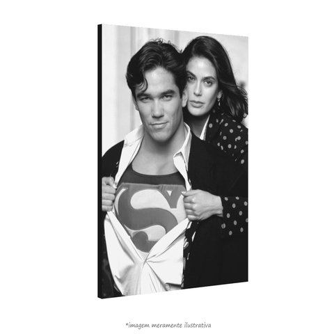 Poster Lois e Clark: As novas aventuras do Superman na internet