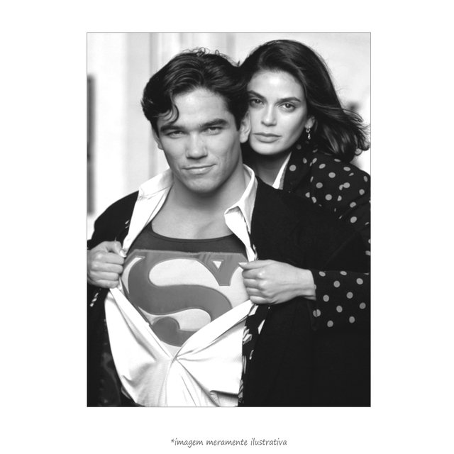 Poster Lois e Clark: As novas aventuras do Superman - QueroPosters.com