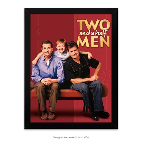 Poster Two And A Half Men