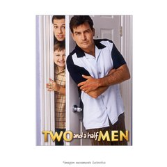 Poster Two And A Half Men - QueroPosters.com