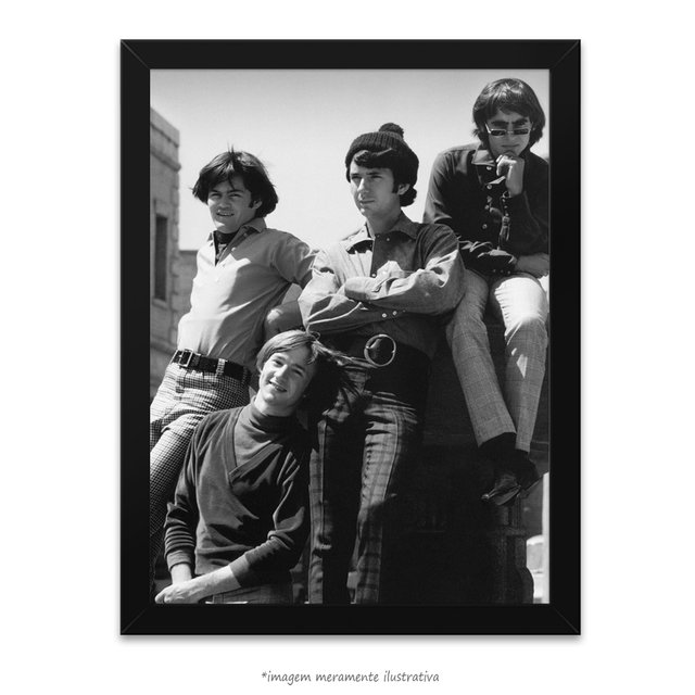 Poster The Monkees - comprar online