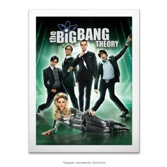 Poster The Big Bang Theory - comprar online
