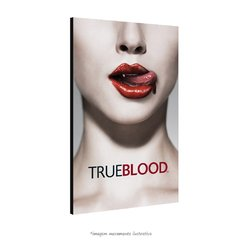 Poster True Blood na internet