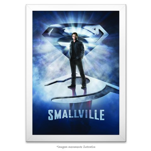 Poster Smallville: As Aventuras do Superboy - comprar online