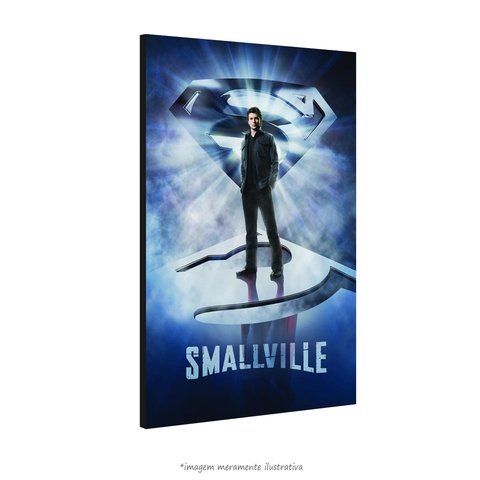 Poster Smallville: As Aventuras do Superboy na internet