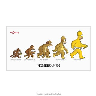 Poster Os Simpsons - QueroPosters.com