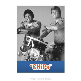 Poster CHiPs - QueroPosters.com