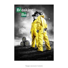 Poster Breaking Bad - QueroPosters.com
