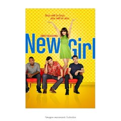 Poster New Girl - QueroPosters.com