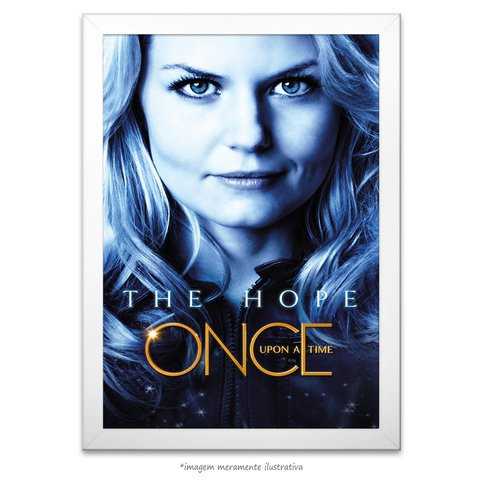 Poster Once Upon a Time - comprar online