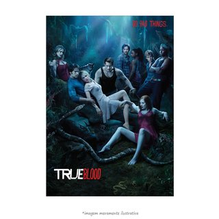 Poster True Blood - QueroPosters.com