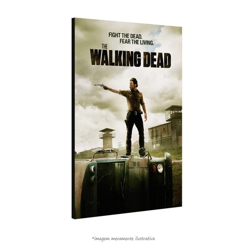 Poster The Walking Dead - QueroPosters.com