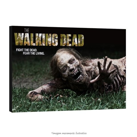 Poster The Walking Dead na internet