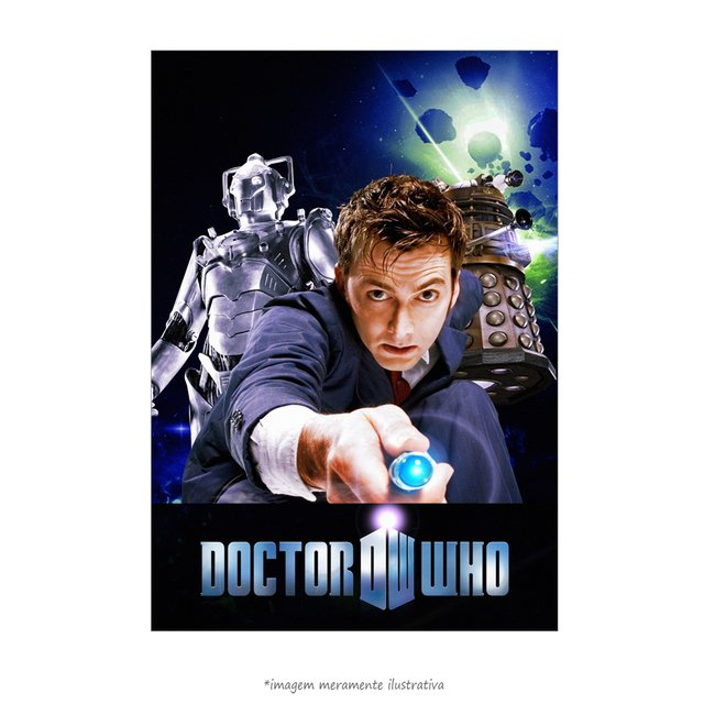 Poster Doctor Who - QueroPosters.com