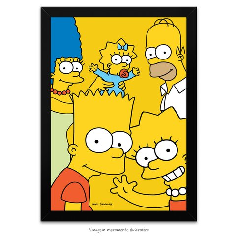Poster Os Simpsons