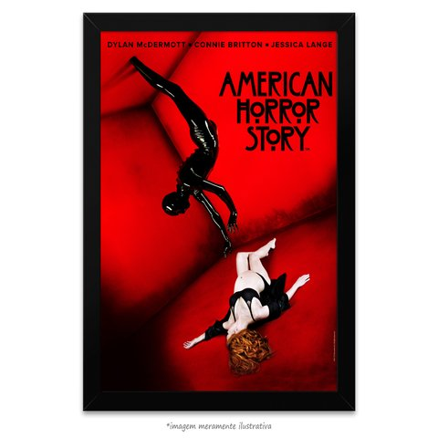Poster American Horror Story - comprar online