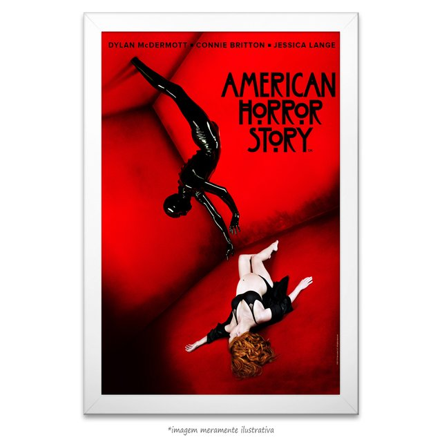 Poster American Horror Story na internet