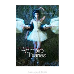 Poster The Vampire Diaries - QueroPosters.com
