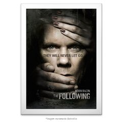 Poster The Following - comprar online