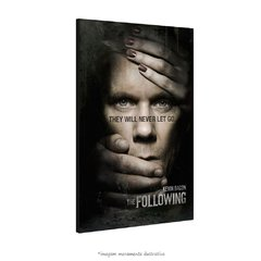 Poster The Following na internet