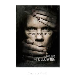 Poster The Following - QueroPosters.com
