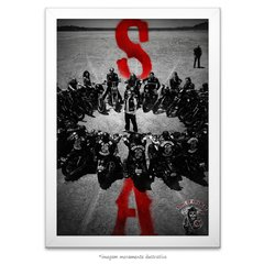Poster Son of Anarchy - comprar online