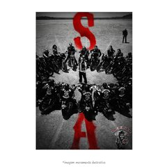 Poster Son of Anarchy - QueroPosters.com