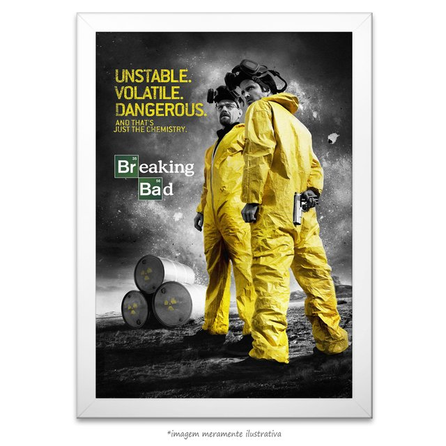 Poster Breaking Bad - comprar online