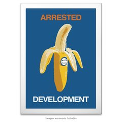 Poster Arrested Development - comprar online