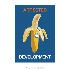 Poster Arrested Development - QueroPosters.com