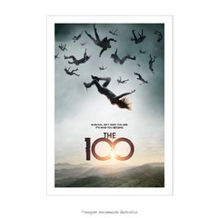 Poster The 100 - QueroPosters.com