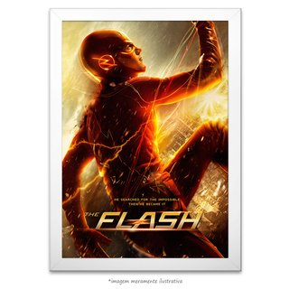Poster The Flash na internet
