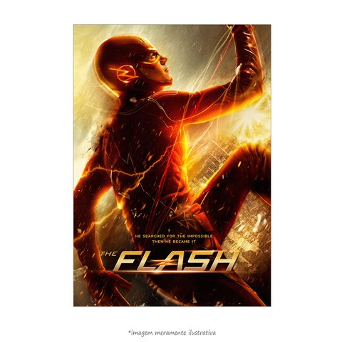 Poster The Flash - loja online
