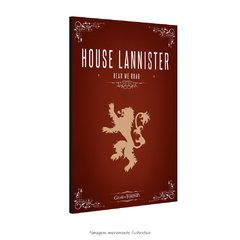 Poster Game Of Thrones: House Lannister na internet