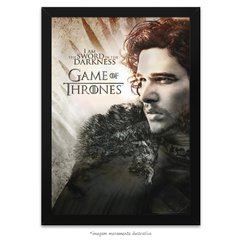 Poster Game Of Thrones: Jon Snow