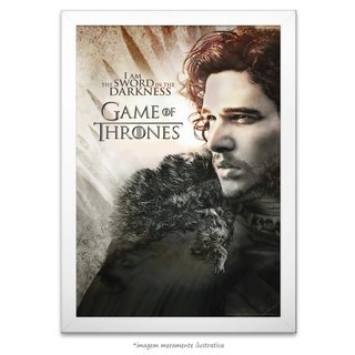 Poster Game Of Thrones: Jon Snow - comprar online