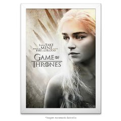 Poster Game Of Thrones: Daenerys Targaryen - comprar online