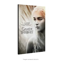 Poster Game Of Thrones: Daenerys Targaryen na internet