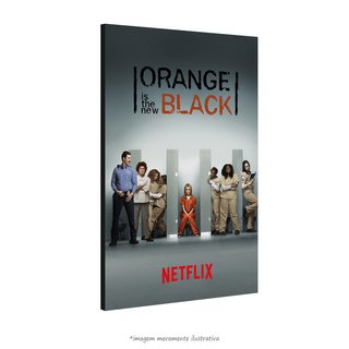 Poster Orange Is The New Black na internet