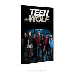 Poster Teen Wolf na internet