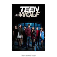 Poster Teen Wolf - QueroPosters.com