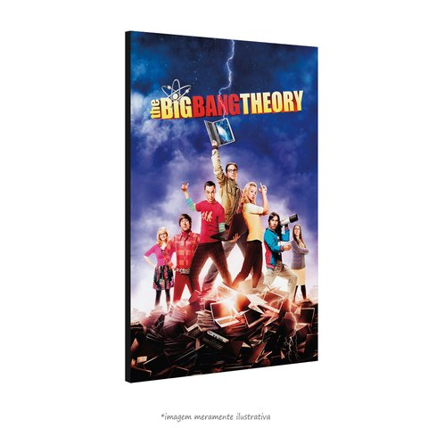 Poster The Big Bang Theory - QueroPosters.com