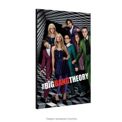 Poster The Big Bang Theory na internet