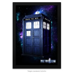 Poster Doctor Who: Tardis