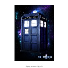 Poster Doctor Who: Tardis - QueroPosters.com
