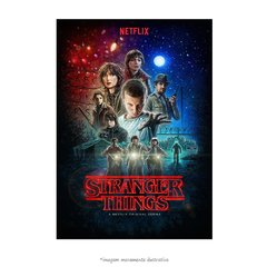Poster Stranger Things - QueroPosters.com