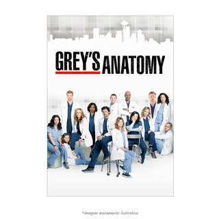 Poster Grey's Anatomy - QueroPosters.com